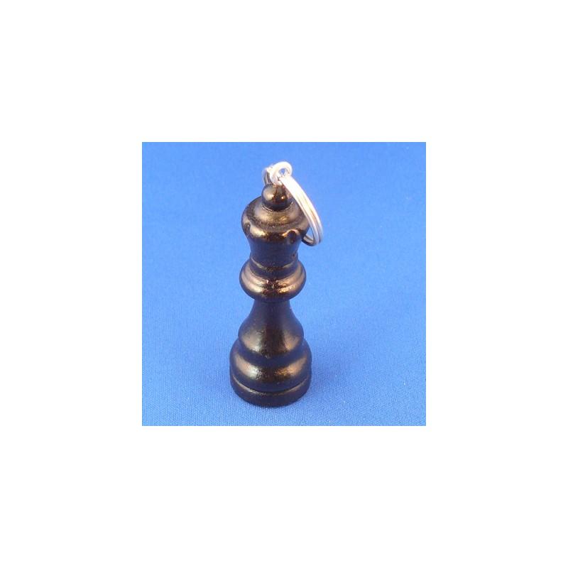 sleutelhanger schaakstuk dame schaakkunst