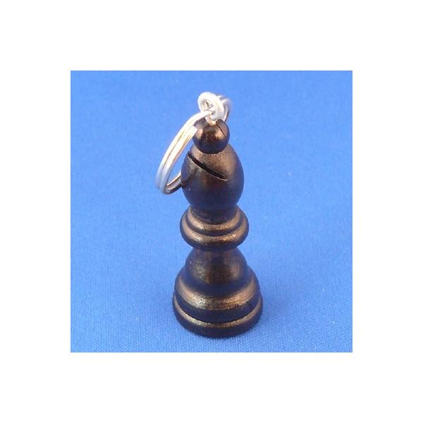 Sleutelhanger schaakstuk loper