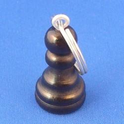 Sleutelhanger schaakstuk pion