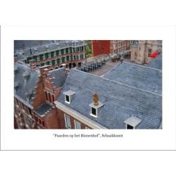 """""""Paarden op het Binnenhof"""""""