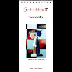"""Notatieboekje """"Vrolijke pionnen"""", Anna Troost"""
