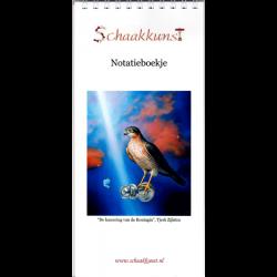 """Notatieboekje """"Koningin"""", Tjerk Zijlstra"""