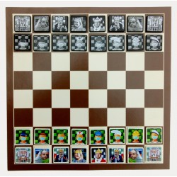 Het Corona schaakspel